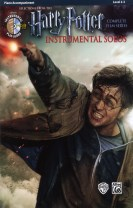 Harry Potter instrumental solos Piano Acc + CD