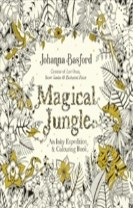 Magical Jungle: An Inky Expedition and Colouring Adventure