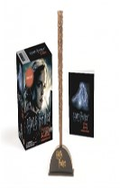 Harry Potter Hermiones Wand with Sticker Kit - lights up!