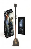Harry Potter Wizards Wand with Sticker Book - lights up!