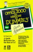 Microsoft Office 2000 for Windows For Dummies: Quick Reference