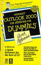 Microsoft Outlook 2000 For Windows For Dummies : Quick Reference
