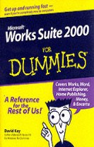 Microsoft? Works Suite 2000 For Dummies?