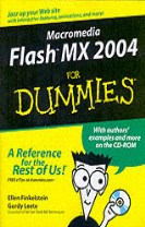 Macromedia FlashTM MX 2004 For Dummies