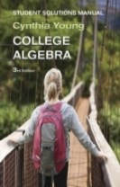 College Algebra, Student Solutions Manual , 3rd Edition