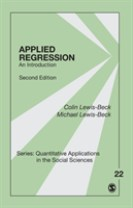 Applied Regression - An Introduction