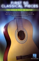 First 50 Classical Pieces guitar