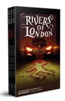 Rivers of London Vol 1-3 Boxed Set