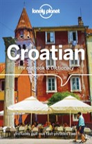 Croatian Phrasebook & Dictionary LP
