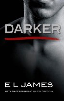 Darker: Fifty Shades Darker As Told by Christian (UK)