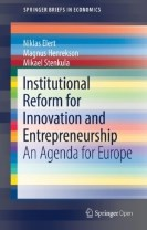 Institutional Reform for Innovation and Entrepreneurship: An Agenda for Eur