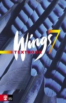 Wings 7 - blue Textbook inkl elev-cd