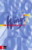 Wings 7 - blue Workbook