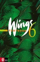 Wings 6 - green Textbook