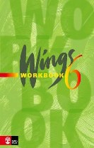 Wings 6 - green Workbook