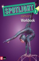 Spotlight 5 Workbook