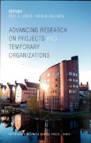 Advancing research on projects and temporary organizations