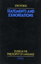 Statements and exhortations