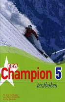 New Champion 5 Textboken