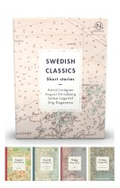 Box with four Swedish Classics