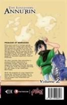 The Legendary Annu'rin VOL 2 : Princess of Merrieden