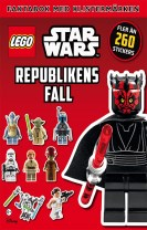 LEGO Star Wars. Republikens fall, faktabok med klistermärken