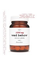 1000 mg ved behov : 1000 mg ved behov