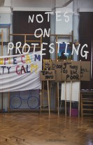 Notes on Protesting - Peter Liversidge