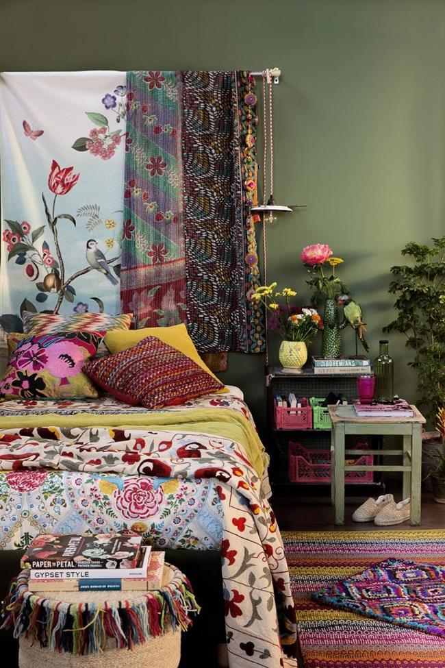 Tavaszi lakástextil trendek