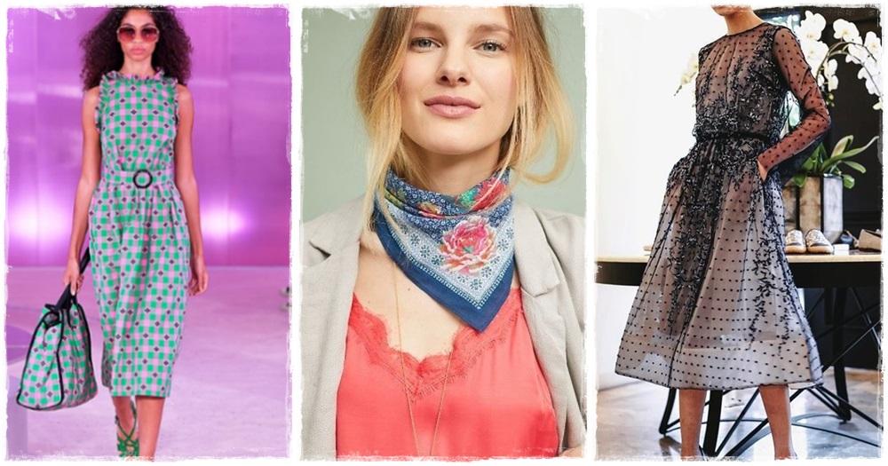Tavaszi divat trendek az öltözködésben