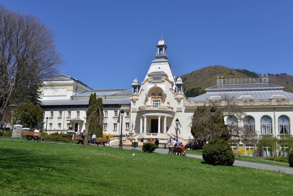 Centrul Internațional de Conferințe din Sinaia