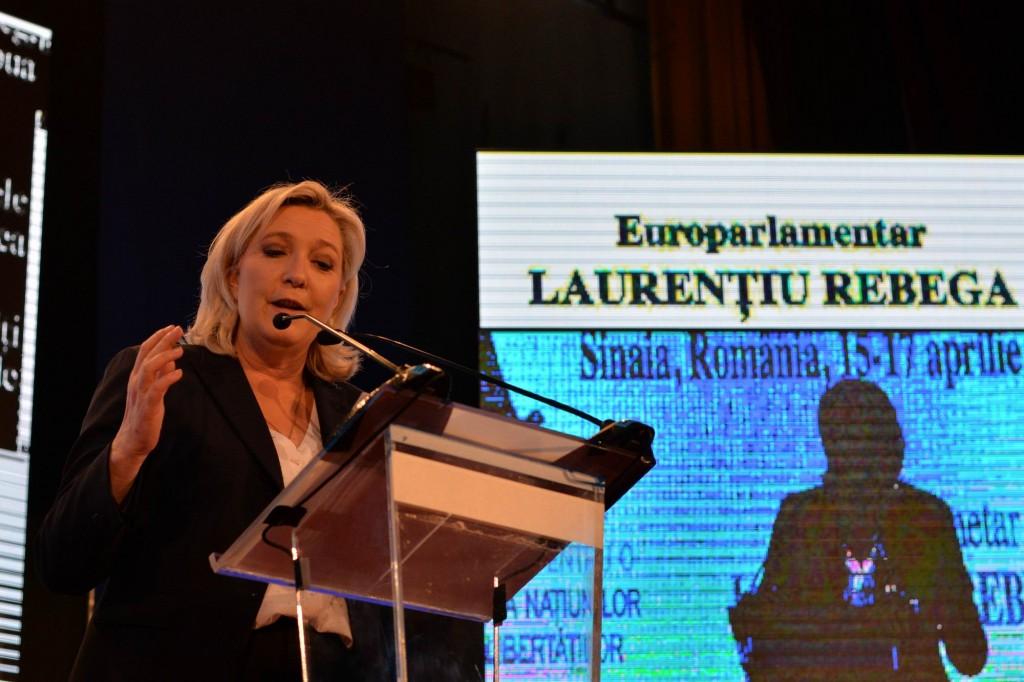 Europa Natiunilor - Sinaia - conferinta Marine Le Pen LM_0064