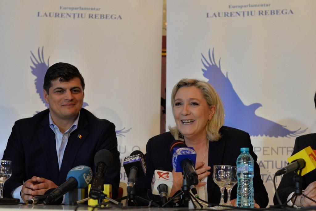 Europa Natiunilor - Sinaia - conferinta Marine Le Pen LM_0135