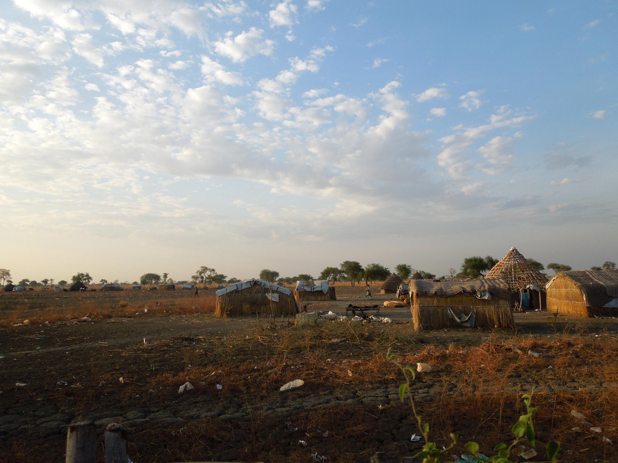 Un sat african unde bântuie războiul civil