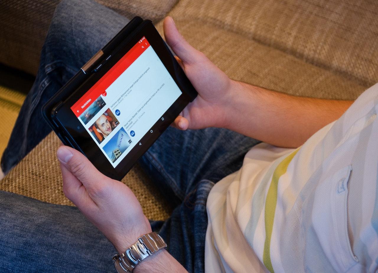 video su tablet