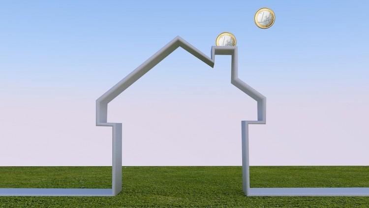 disegno casa bollette meno care