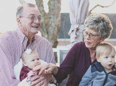 pensionati con nipoti