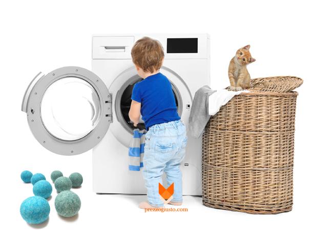 Palline Di Ceramica Per Lavatrice.Asciugatrice E Bolletta Scopri Il Risparmio Con Le Palle