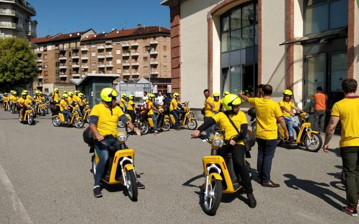 irenGo-miMoto scooter sharing