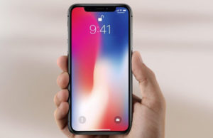 resettare-iphone-x