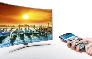 smart-view smartphone collegato alla smart tv samsung