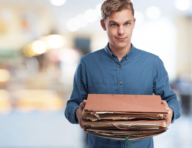 Per quanto tempo conservare documenti