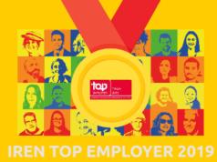 Top Employer Italia Iren