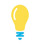 allaccio gas e luce lampadina energia elettrica