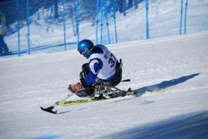 sci e disabilità neve toscana