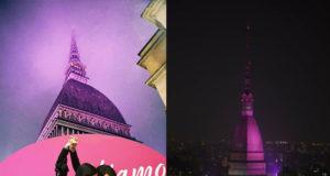 combo Mole rosa Iren e copertina facebook evento tango sotto la mole per Just The Woman I am