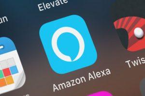 Sorgenia, con la nuova skill, sarà alexa a comunicarti quando fare la lettura contatori. Nella foto app di Alexa
