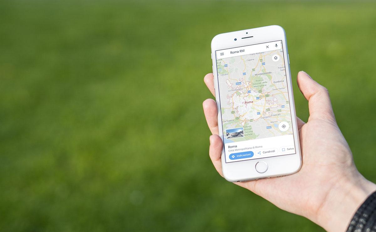Google Maps: le novità