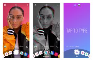 Nuova camera e filtri Instagram