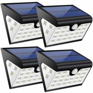 Faretti a energia solare